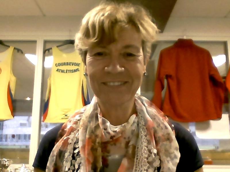 Martine BALDO