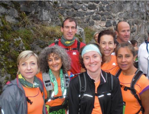 Compte-rendu: Trail de Saint Jacques de Compostelle 2012