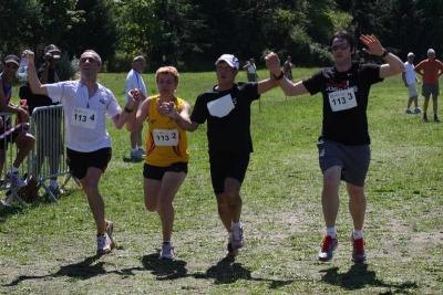 Marathon relais du Val de Marne 2011