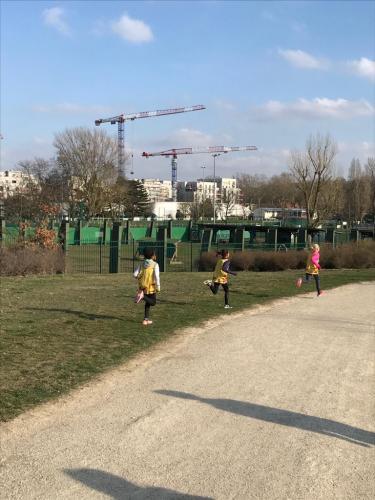 Kid Cross du 20 février 2019 à Rueil-Malmaison